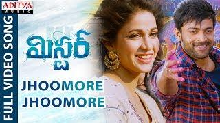 Jhoomore Jhoomore Full Video Song || Mister Video Songs || Varun Tej, Lavanya Tripathi, Hebah - ADITYAMUSIC