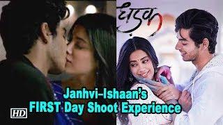 DHADAK : Janhvi – Ishaan's FIRST Day Shoot Experience - IANSINDIA