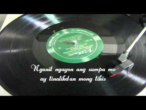Kundiman: Panahon 'Tang Nagdaan -Ruben Tagalog (Very Rare Vinyl Copy)