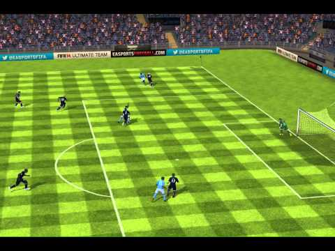 FIFA 14 iPhone/iPad - nat-1860 vs. PSG