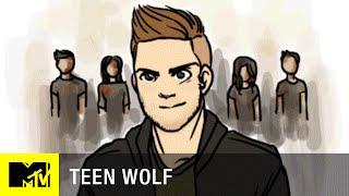 Teen Wolf | Episode 510 Illustrated Recap | MTV - MTV
