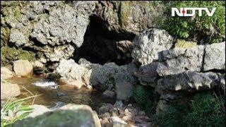 मेघालय की चट्टानों में दिखा इतिहास - NDTVINDIA