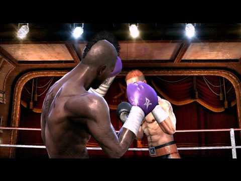 "Premierowy zwiastun ""Real Boxing""."