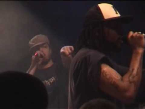 AESOP ROCK _'We Live'_live! 'DEF JUX TOUR' in 2004 Pt.4 @ Hundertmeister Duisburg/ Germany!