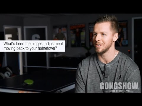 Gongshow Hockey: A Minute with Methot