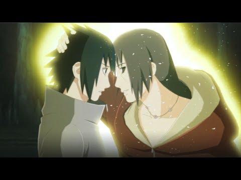 Naruto Shippuden Ultimate Ninja Storm 3: Full Burst - Sasuke & Itachi Vs. Sage Kabuto (Boss Battle)