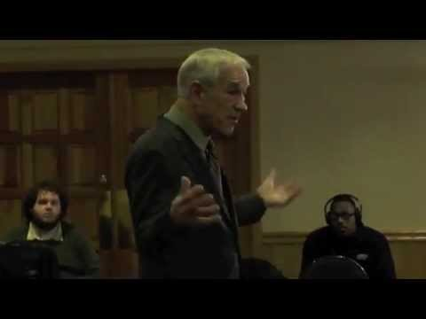 Ron Paul explains his opposition to the NDAA 12/19/11