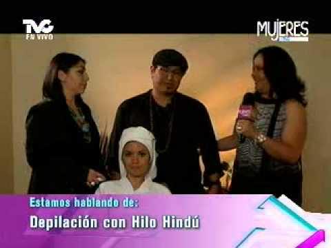 Depilación con Hilo Hindú (METVC)