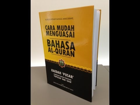 Pengenalan Kelas Intensif Bahasa Arab