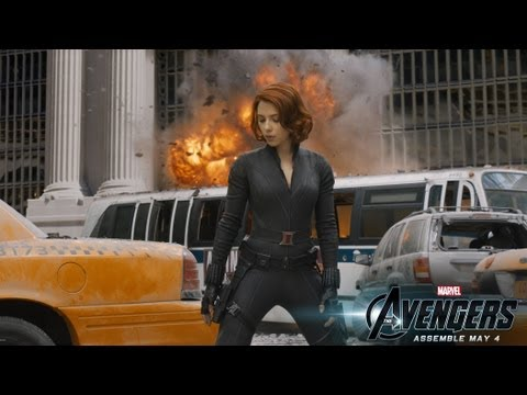 Marvel - The Avengers Super Bowl XLVI Commercial