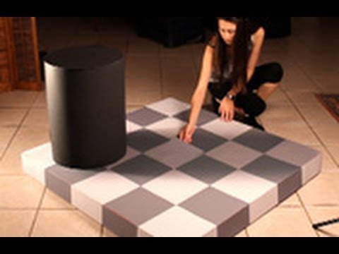 Incredible Shade Illusion!