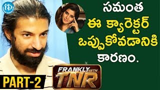 #MAHANATI Director Nag Ashwin Interview Part#2 || Frankly With TNR - IDREAMMOVIES