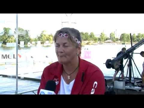 Christine Gauthier - World Champion Paracanoeing (K1 LTA)