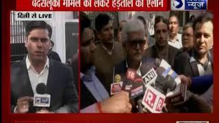 दिल्ली में IAS एसोसिएशन हड़ताल पर, दोषी विधायकों को गिरफ्तार करने की मांग - ITVNEWSINDIA