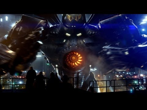 Pacific Rim - Con Footage [HD]