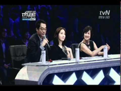 Korea's Got Talent 2011 Semi-Final Week1