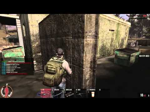 The WarZ: 'Alone', 1v3 Smalville