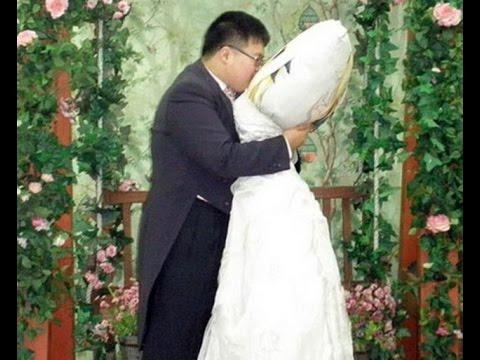 أغرب 10 أشياء تزوجها البشر..(أشياء عجيبة و غريبة ستصدمك و تذهلك حقا)!!