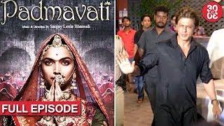 'Padmavati's Rangoli Vandalized | SRK To Help Salman's Brother-In-Law Aayush With His Debut - ZOOMDEKHO