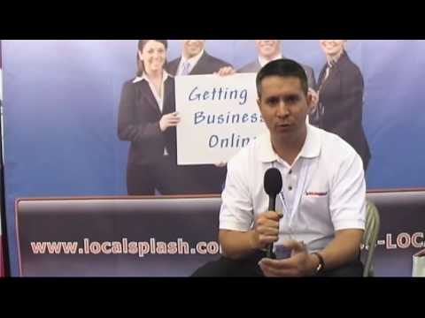 Steve Wiideman on Local Splash, search engine marketing solution at SES San Jose 2009 What Is Local Search Optimization