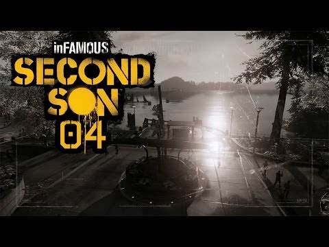 Let's Play inFamous: Second Son (PS4) - #004 - Hide'n'Seek mit einer Kamera!