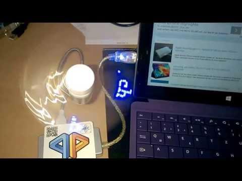 PEARL programmierbarer USB Ventilator