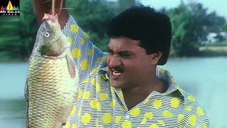 Sunil Comedy Scenes Back to Back | Mr.Errababu Telugu Movie Comedy | Sri Balaji Video - SRIBALAJIMOVIES