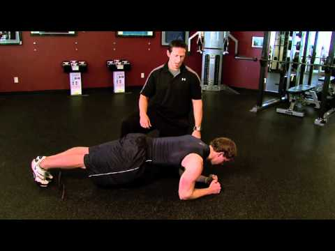 Prone Planks - Baseball Exercises - Core Exercises - strength workouts