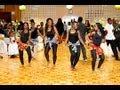 Danse dot africaine à Montréal par ''Les Beauty's C Starz''