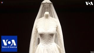 Royal wedding dresses through history - VOAVIDEO