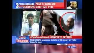 Revealed: Hafiz Saeed's sinister plot - TIMESNOWONLINE