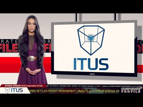ITUS Subsidiary Settles Patent Infringement Lawsuits