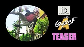 Akhil - the power of Jua trailer | Akhil teaser - idlebrain.com - IDLEBRAINLIVE