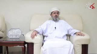 سعادة الشيخ/ أحمد بن سعود السيابي في دقيقة عمانية يتحدث عن