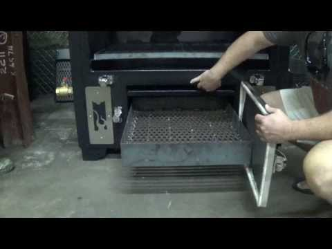 Backwoods Piglet Plus Smoker | How A Backwoods Piglet Plus Smoker Works HD
