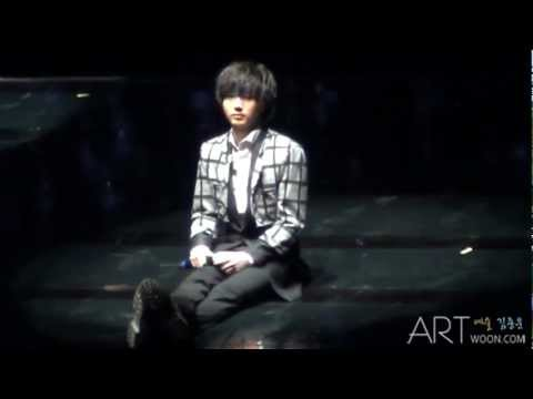 [ARTWOON]120414 SS4 in Shanghai 'Storm' (Focus Yesung)
