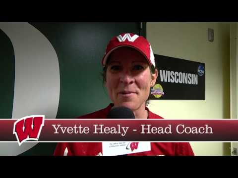 Wisconsin Softball NCAA Tournament Travel and Practice
