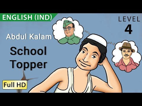 "Abdul Kalam, School Topper: Learn English - Story for Children ""BookBox.com"""