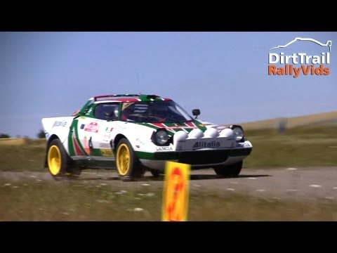 Pure Sound - Lancia Stratos - WRC ADAC Rallye Deutschland 2011 - WRC Rally Germany 2011 [HD]