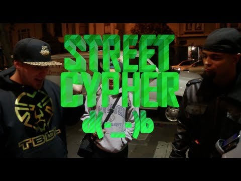 TeamBackPack Street Cypher with Obvi & Jeff Turner (Video)