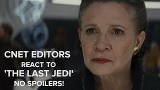 The Last Jedi review:  No Spoilers! - CNETTV