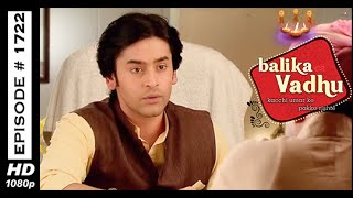 Balika Vadhu : Episode 1714 - 25th October 2014