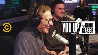 How the News Business Brought Maury Povich and Connie Chung Together - You Up w/ Nikki Glaser - COMEDYCENTRAL