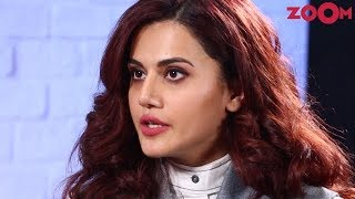Exclusive: Taapsee Pannu shares how she unleashes her inner Goddess! Bollywood News - ZOOMDEKHO