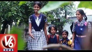 V6 special promo on girl education - V6NEWSTELUGU