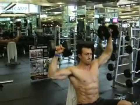Massive Shoulder Training Techniques