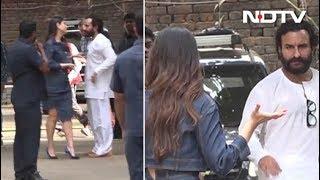 Jab Kareena Met Saif - NDTV