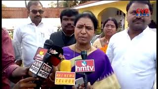 DK Aruna Hold Meeting with Congress Leaders | About Defeat Congress | Palamoor Dist | CVR NEWS - CVRNEWSOFFICIAL