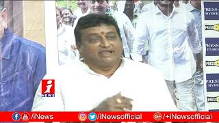 Prudhvi Controversial Comments on TDP Dharma Porata Deeksha | Appoint as YCP State Secretary | iNews - INEWS