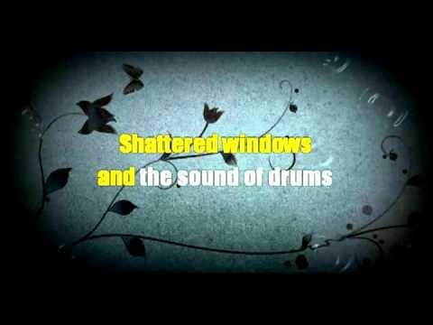 Coldplay - Viva la Vida (karaoke) -zHzm9xbRjtw